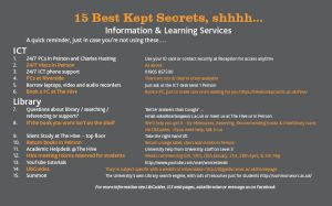 15 ILS secrets