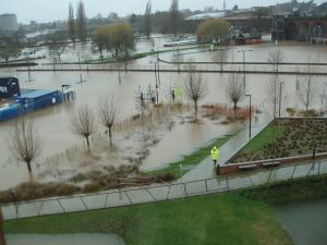 Flooding from Hive